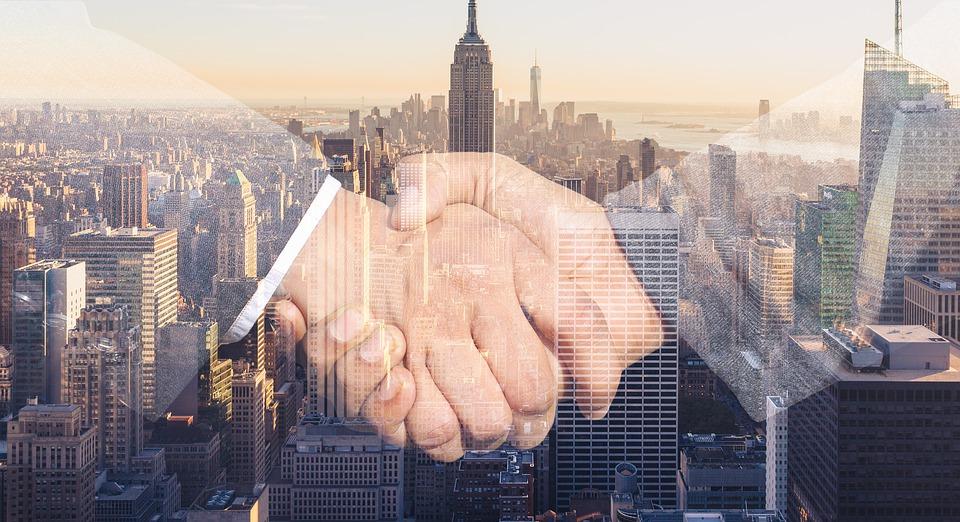 dohoda, podanie rúk