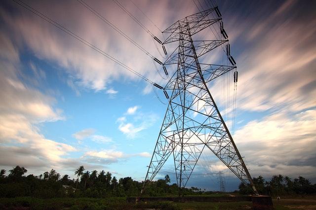 elektrické vedenie